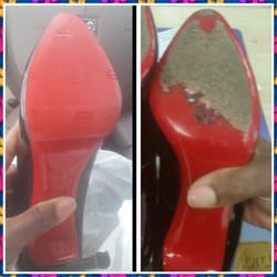 Houston Quality Shoe Repair - Wow.... quick service! !! Beautiful job