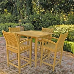 Tom's Outdoor Furniture - Redwood City, CA, United States. BAR SET