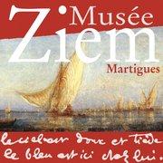 Musée Ziem - Martigues, Bouches-du-Rhône, France. Musée Ziem