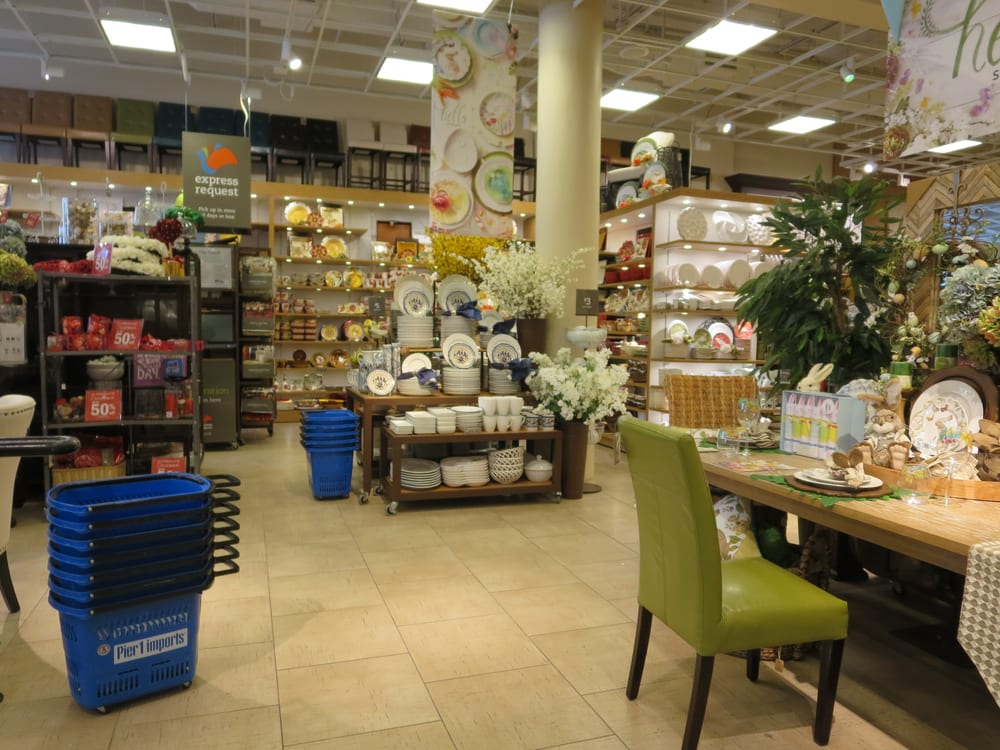 Pier 1 imports home decor union square new york ny for Home decor imports