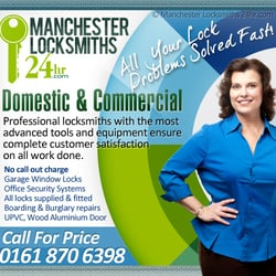 Domestic & Commercial Locksmiths