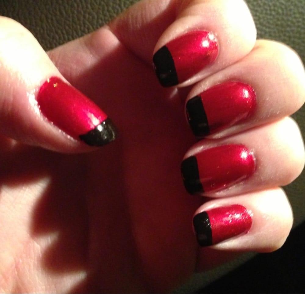 Rose nails 18 photos nail salons norwood park for 3d nail salon midvale utah