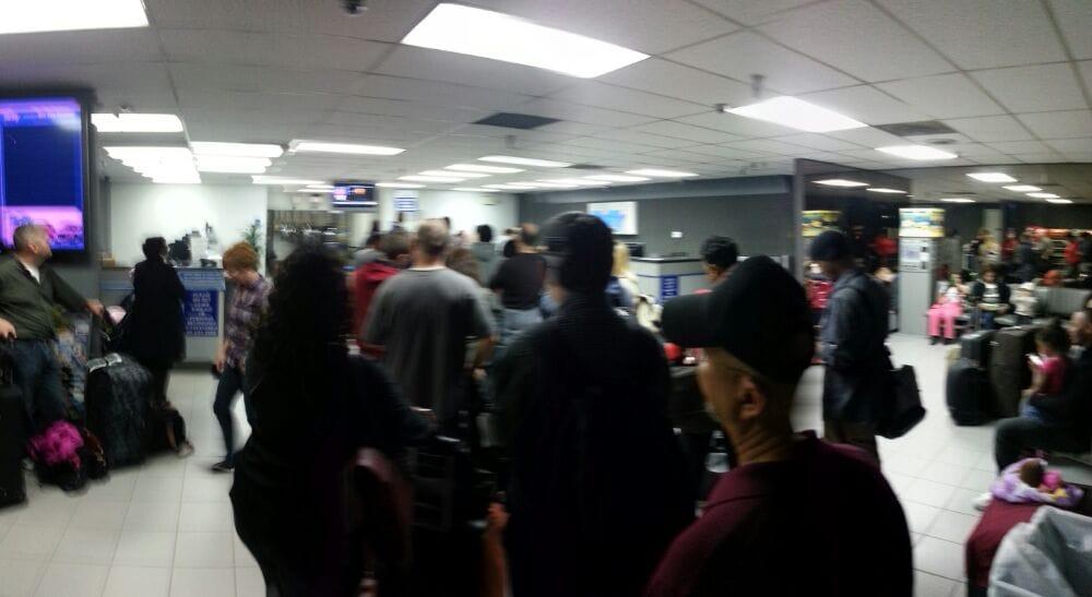 Los Angeles LAX Airport Car Rental  rent a car at Los