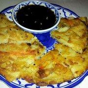 Siam Kitchen Restaurant - Vegetables pancake hot and crispy! - Westmont, IL, Vereinigte Staaten