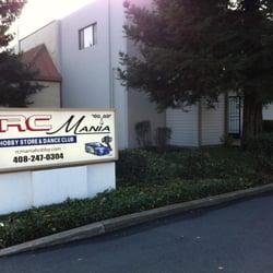 R/C Mania Hobby Store & Dance Club - San Jose, CA, États-Unis