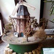 Miniatur aus Ausstellungshalle.