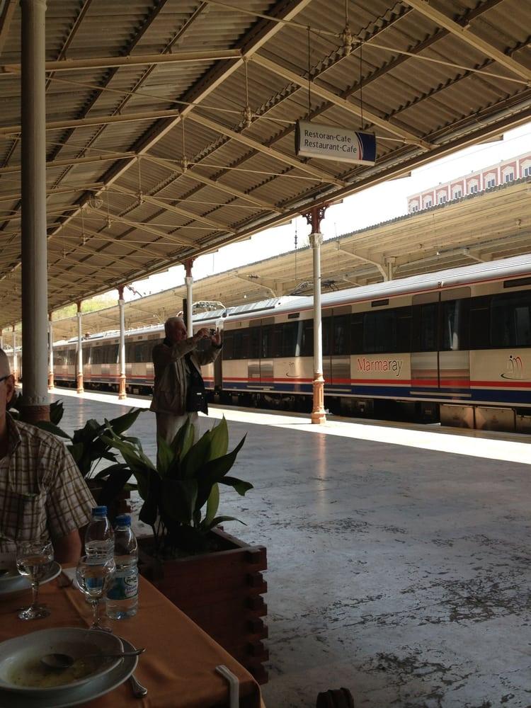 Turkish Oriental Express 85