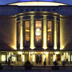 Schauspielhaus Wuppertal, Wuppertal, Nordrhein-Westfalen