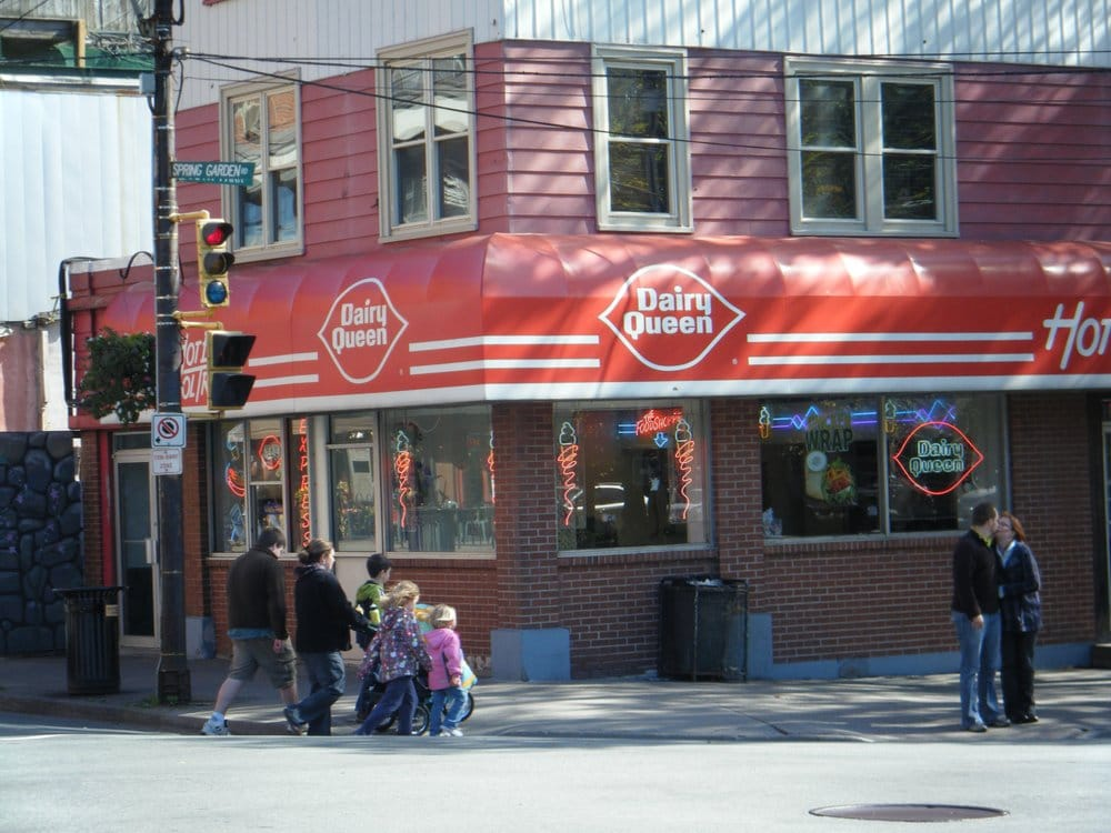 Dairy queen closed takeaway fast food spring for Cucina moderna halifax closing