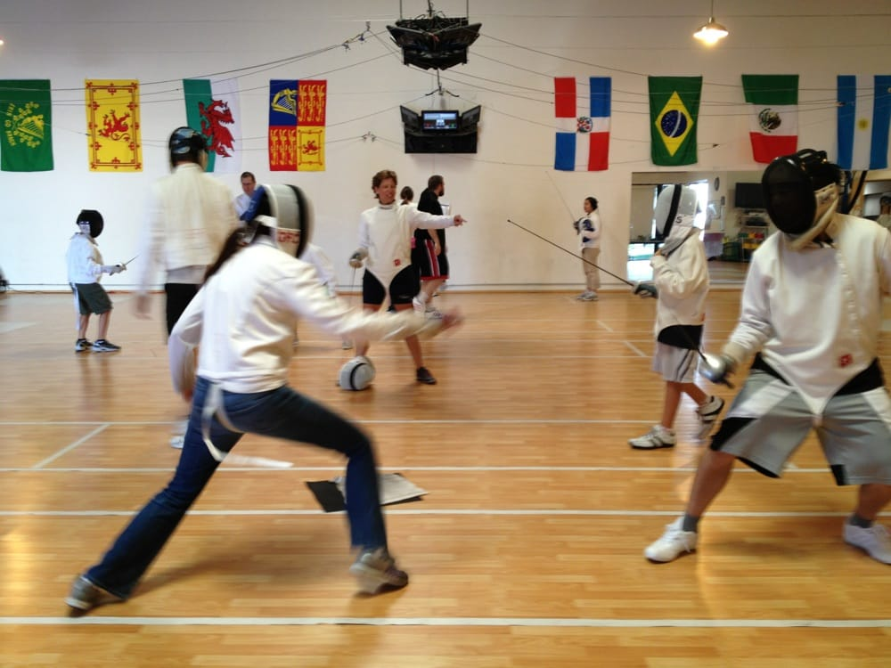 Gryphon Fencing Amp Fitness Studio 20 Photos Archery