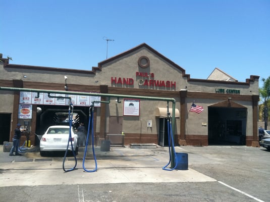 Oil Change Car Wash Cypress