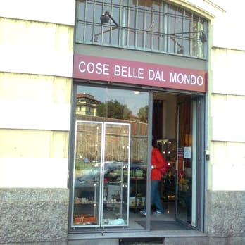 Cose belle dal mondo shopping porta romana milano for Cose belle dal mondo