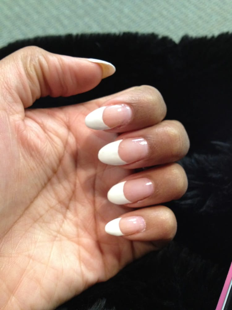 The Pointed French Tip