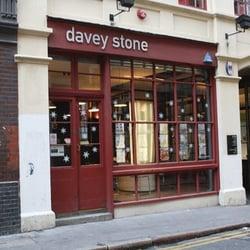 Davey Stone, London