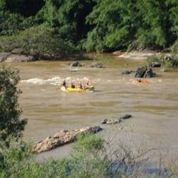 As Corredeiras do rio Paraibuna