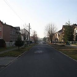 Blick Richtung Westen (Bahndamm)