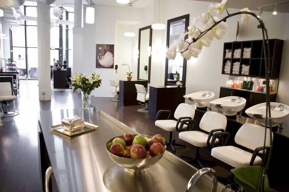 Johnathan breitung salon luxury spa 20 photos for A j salon chicago