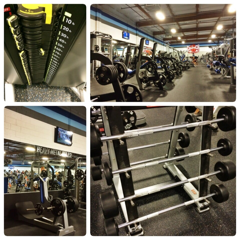 Crunch Fitness, Elk Grove. 1, likes · 63 talking about this · 34, were here. There are no judgments here – No too much or not enough. No glares of.