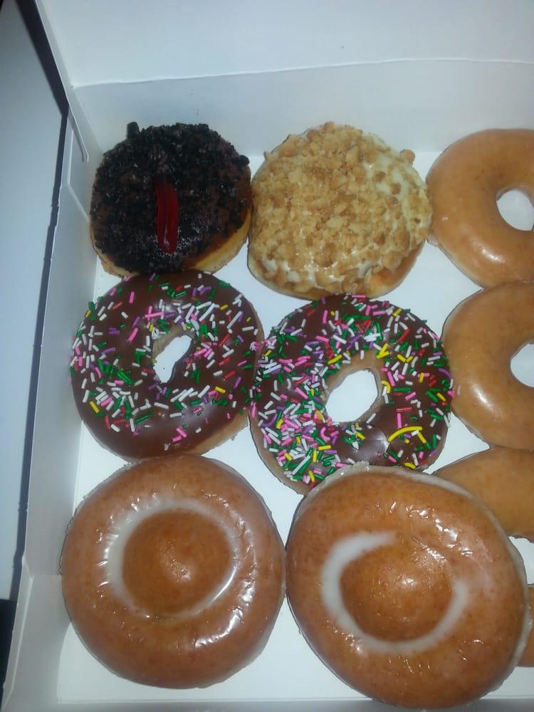 Krispy Kreme Oreo Dirt Cake Oreo Dirt Cake New