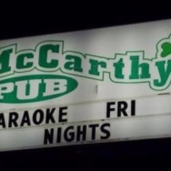McCarthy's Pub logo