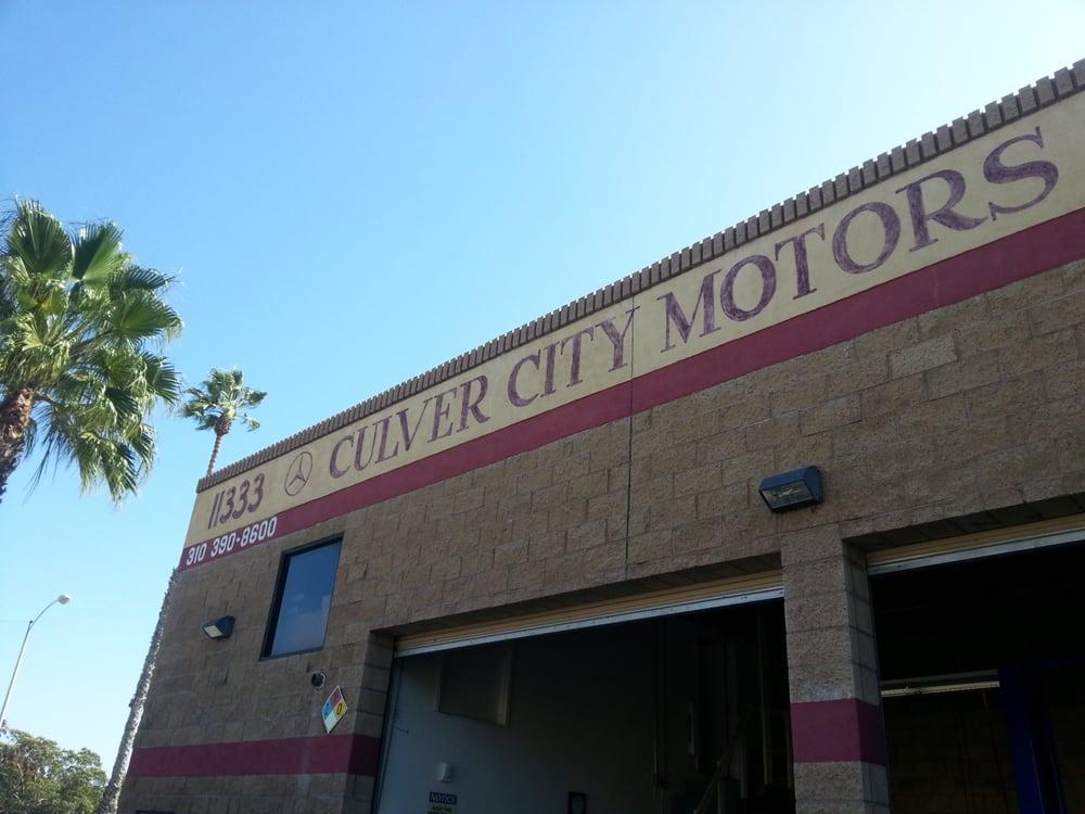 Culver city motors mercedes benz service repair center for Mercedes benz oil change near me