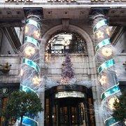 Sheraton Park Lane Hotel, London