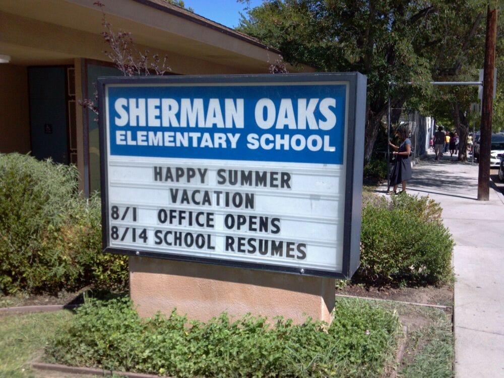 Sherman Oaks Elementary Charter School - Elementary ...