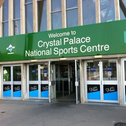 Crystal Palace National Sports Centre, London