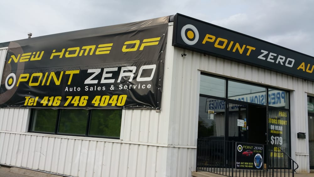 point zero auto sales and service auto repair toronto on canada yelp. Black Bedroom Furniture Sets. Home Design Ideas
