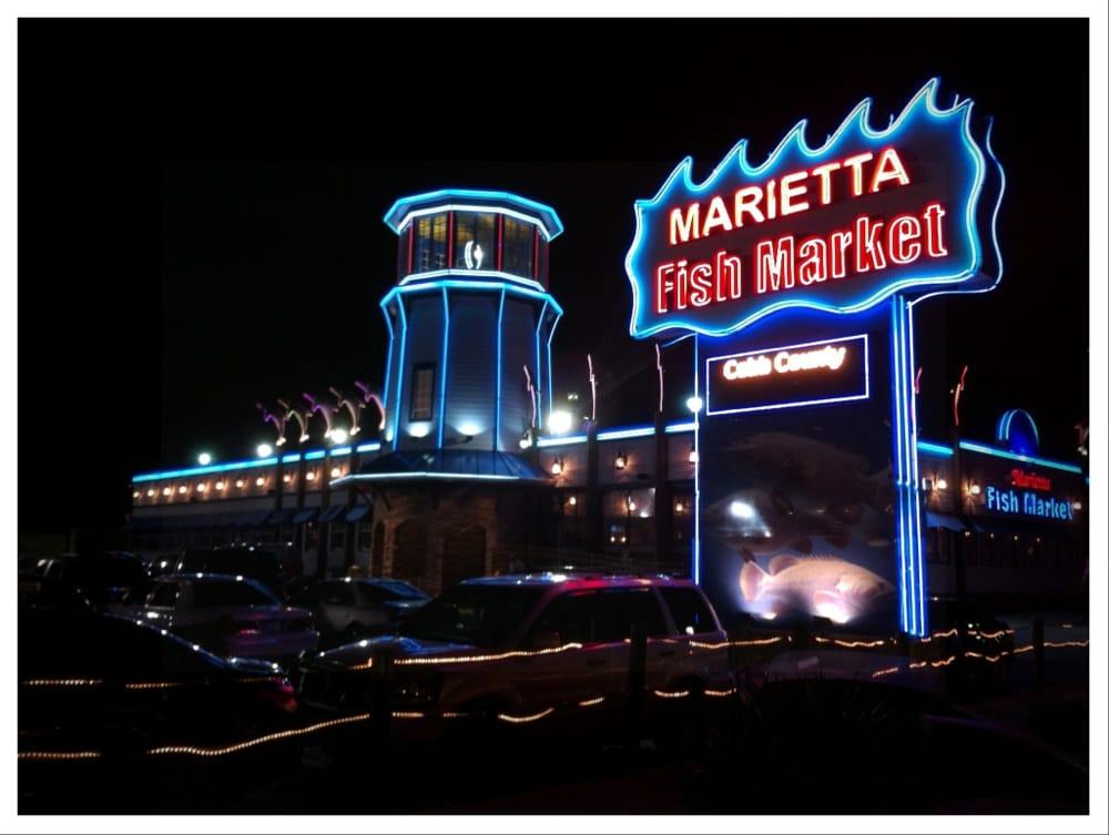 Photos for marietta fish market yelp for Marietta fish market