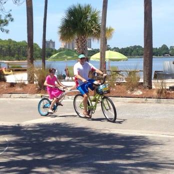 Bikes R Us Sandestin Coastal Cruisers Miramar
