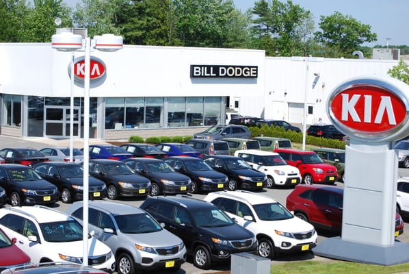 Bill dodge kia car dealers Kia motor dealers