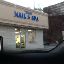 Town Nail And Spa Shelton Ct