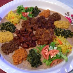 Major restaurant east african authentic food ethiopian for African cuisine near me
