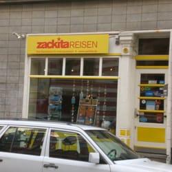 Zackita Reisen, Hamburg