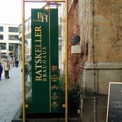 Gaststätte RH Ratskeller Hagen, Hagen, Nordrhein-Westfalen