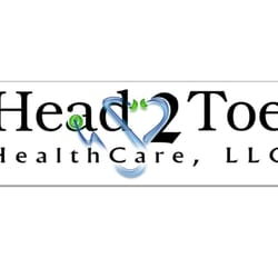 Head2Toe HealthCare logo