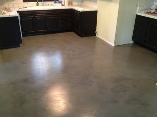 Staining Concrete Floors Indoors Yourself : Images about the basics materials on pinterest