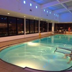 Doubletree Hotel Washington Dc Crystal City Arlington Va United States Pool Was Heated To