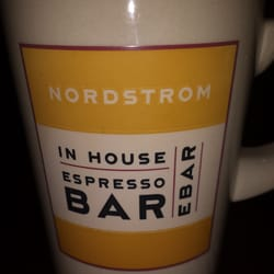 Nordstrom Espresso Bar - My vintage eBar mug. I've had it for 10 years ...