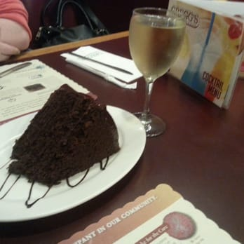 Greggs Chocolate Layer Cake