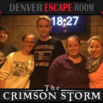 Denver Escape Room 32 Reviews Escape Games 11674 N