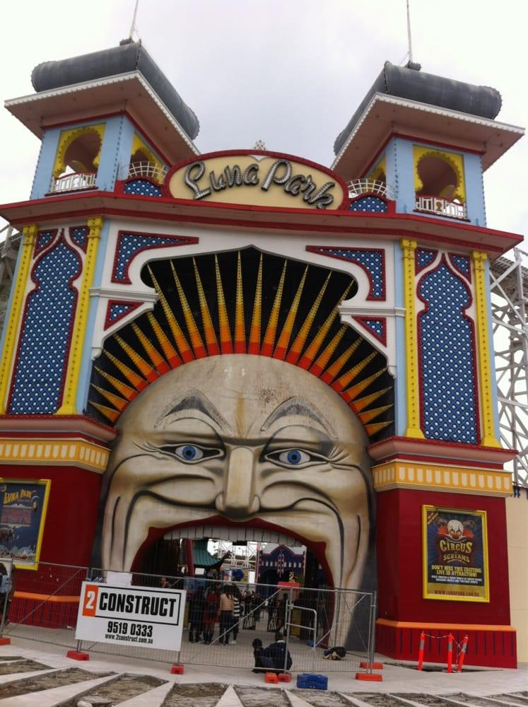 Luna park venues event spaces st kilda victoria yelp for Puerta 7 luna park