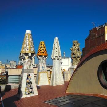 Palau Güell - 78 Photos - Landmarks & Historic Buildings - El Raval - Bar...