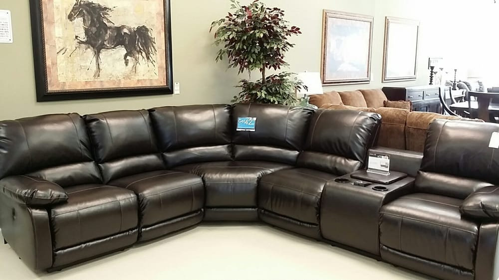 Sectional With Power Recliner Heated Seats Drink Chiller And Massage On Ad For 1999 Yelp