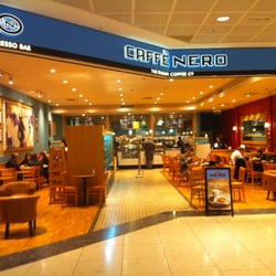 Caffe Nero, London Gatwick, West Sussex