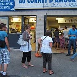 Au Cornet d'Amour, Dunkerque, Nord, France
