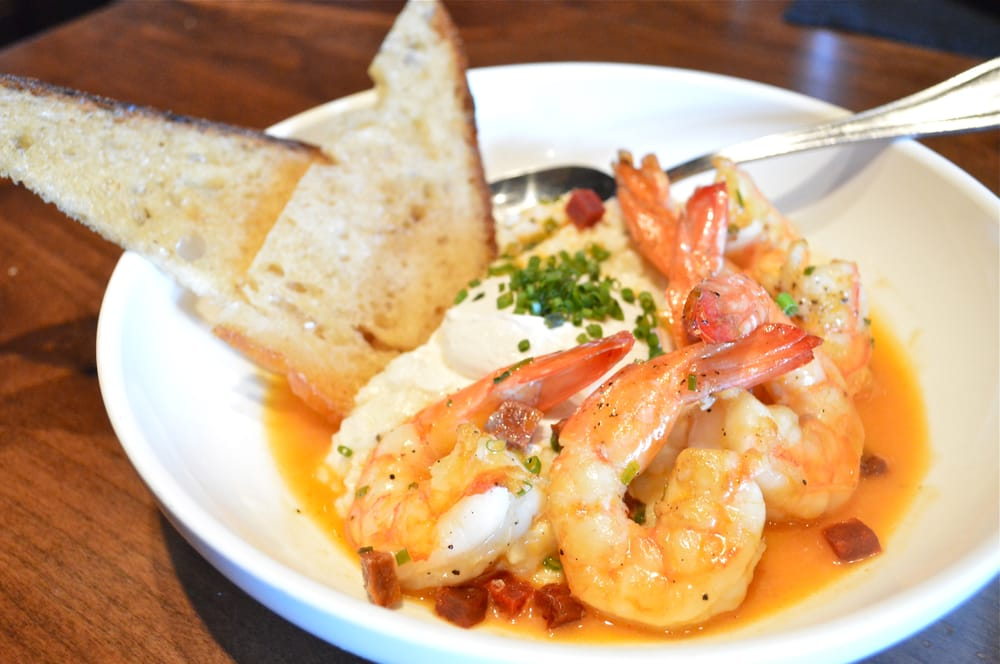grits shrimp grits spicy shrimp and andouille image of shrimp spicy ...