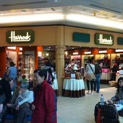 Harrods South Terminal, London Gatwick, West Sussex