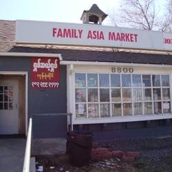 Family Asia Market logo